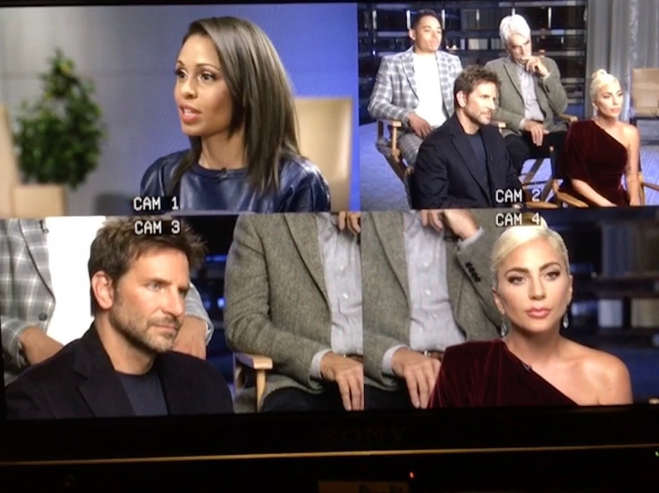 A Star is Born Interview