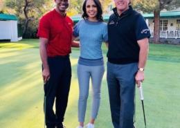 Adrienne Bankert - Tiger Woods
