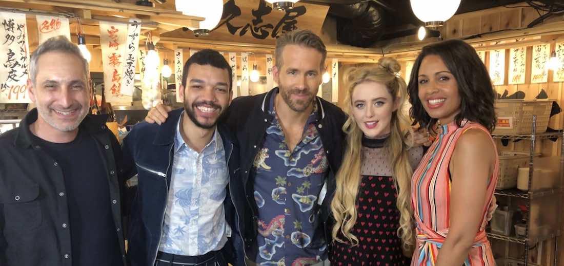 Ryan Reynolds Interview Adrienne Bankert